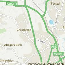 map of newcastle lyme apedale newcastle lyme area information map walks and more