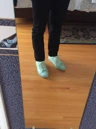 Franks Laminate Flooring Mint Green Low Sneakers From Frank And Oak Any Advice On What To