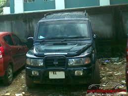 modified mahindra bolero in kerala automotive craze modified tata sumo