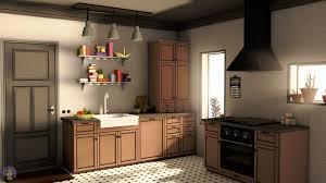 kitchen minecraft