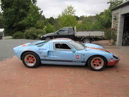 gulf gt40 2008 u201croaring forties u201d gt40 tribute car u2013 collectable classic cars
