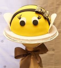 bumble bee cake topper baby shower cake toppers ideas new birthdays babies baby beas