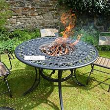 Firepits Co Uk Eaton Pit Table By Www Gardenitems Co Uk Garden