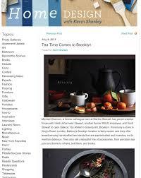home design tea time comes to brooklyn bellocq