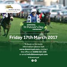 daily mirror st patrick u0027s day race meeting at down royal friday