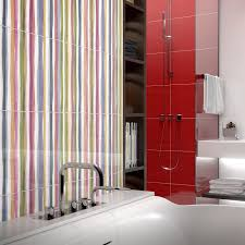 Pink Tile Bathroom by Indoor Tile Bathroom Wall Ceramic Emotions Domino