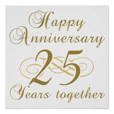 25 wedding anniversary the 25 best 25th wedding anniversary wishes ideas on 25