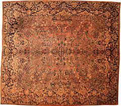 tappeti orientali torino tappeto saruk americano 350x312 cm simorgh tappeti orientali torino