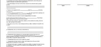 ms word farm land lease agreement template free agreement templates