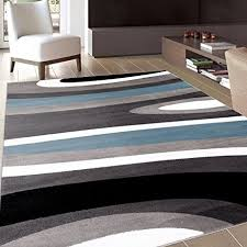 amazon com rugshop abstract contemporary modern area rug 2 u0027 x 3