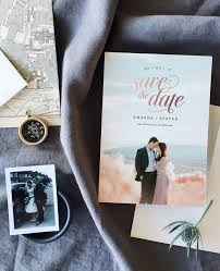 unique save the dates stylish save the dates from minted