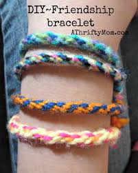 bracelet diy easy images Friendship bracelet easy diy summer craft for kids a thrifty jpg
