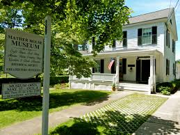 Mather House Floor Plan Port Jefferson Ny Commingling Past And Present With Ease U2013