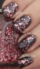 the 25 best pink glitter nails ideas on pinterest acrylic nails