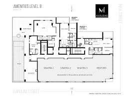 stadium lofts floor plans marlowe downtown houston luxury high rise condos for sale