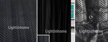 Shower Curtains Black Shower Curtains