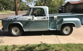 did dodge stop trucks dodge d w truck classics for sale classics on autotrader