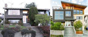 house renovation before and after 8 before after house renovation projects contemporist