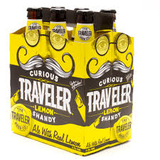 travelers beer images Traveler lemon shandy 6 pack 12oz bottles beer wine and liquor jpg