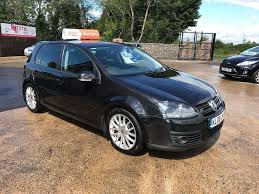 volkswagen golf 2008 uk cheap used cars