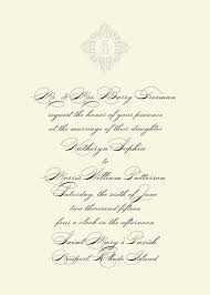 Wedding Invitation Examples Wedding Invitation Etiquette Wording Stephenanuno Com