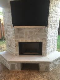 outdoor fireplaces beautiful backyard living frisco tx