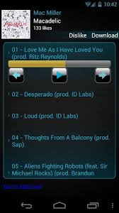 my mixtapez premium apk app my mixtapez better than datpiff android development and