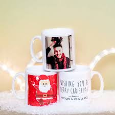 christmas mug personalised mugs christmas by able labels notonthehighstreet