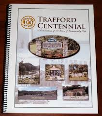 centennial celebration souvenir booklet trafford history resource page