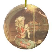 cinderella and godmother ornaments keepsake ornaments zazzle