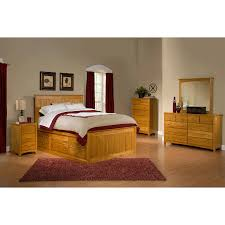 Shaker Bedroom Furniture Shaker Alder Honey Storage Bed Bernie U0026 Phyl U0027s Furniture By