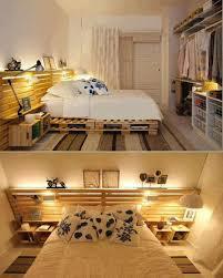 récup palettes 34 chambres à coucher la tête de lit palette