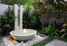 Beautiful New Home Garden Design Interior Design Ideas