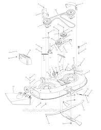 troy bilt 13an77kg011 pony parts list and diagram 2008