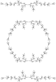 martini olive clipart olive branch wreath clipart 35