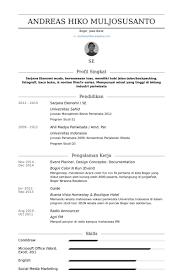 Event Planning Resume Template Event Planner Resume Samples Visualcv Resume Samples Database