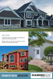 choosing a siding color is a big decision make a statement and