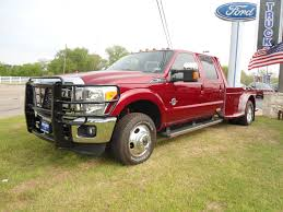 Ford Explorer Grill Guard - 2014 ford f350 drw lariat 4x4 with a custom herrin hauler bed