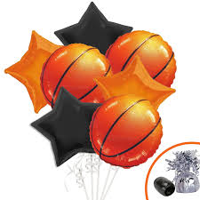 basketball party supplies basketball party balloon kit basketball party supplies
