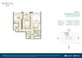 absolute towers floor plans vida zabeel