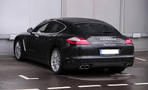 porsche hatchback black porsche panamera information and photos momentcar