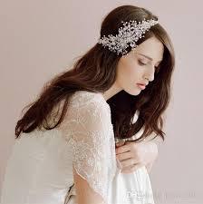 bridal flowers for hair 2016 fashion bridal hair accessories korea shining wedding bridal