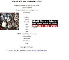 scrap metal filing cabinet matt scrap metal inc home facebook