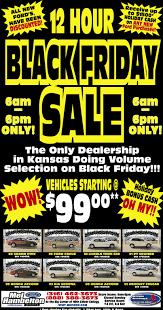 black friday ford sales 10 killer black friday flyers