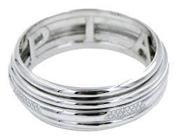 piaget bracelet piaget white gold 18k possession diamonds bangle bracelet tradesy