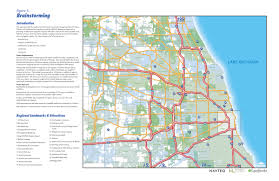 Great America Map by Houseal Lavigne Associates Navteq U2013 Chicago Landmark U0026 Distrcts