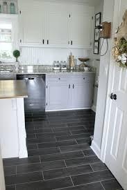 kitchen tile floor ideas amazing best 25 vinyl flooring kitchen ideas on in for
