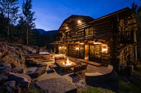 High Tech Home Old West Meets High Tech Property In Vail The Stockton Group