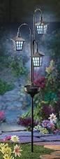 Solar Garden Ornaments Outdoor Decor 60 Best Outdoor Solar Lights Images On Pinterest Solar Lights