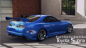 best toyota cars forza 5 drift car building u0026 tuning 1 toyota supra beginners